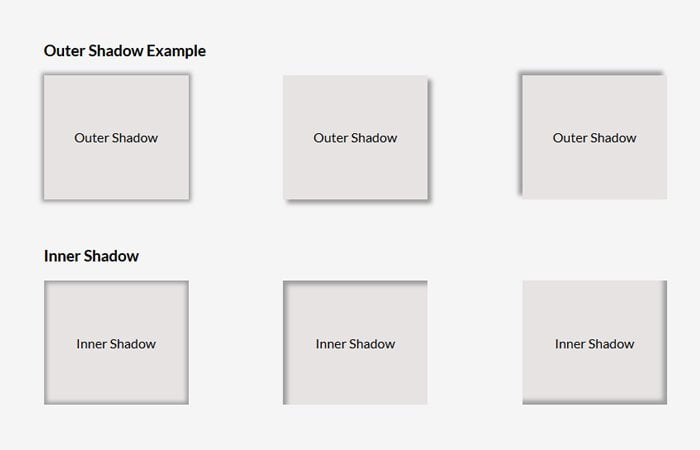 How to Create Box Shadow Effect in CSS