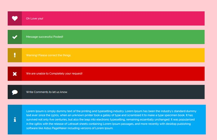 How to Design Alert Box with Javascript & CSS