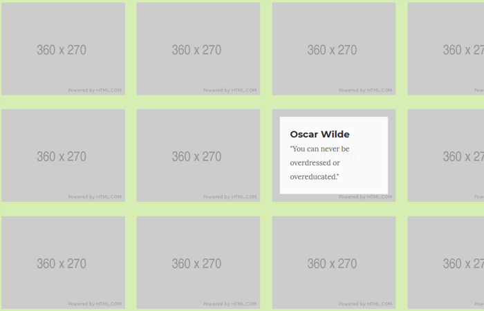 Creative Image Hover Effects with CSS3