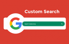 Style Google Custom Search Box Using CSS