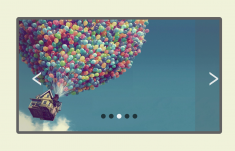 Pure CSS Image Slider with Control Buttons